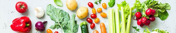 Vegetarische Spezialitäten